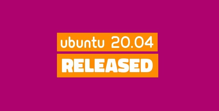 UBUNTU 20.04 LTS IS NOW AVAILABLE WITH NEW DARK MODE AND MORE