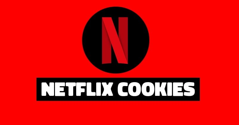 Free Netflix Cookies May 2020, Updated!