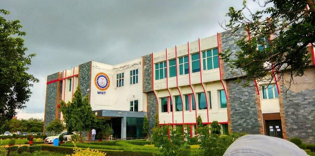 NIT Jaipur opening and closing rank