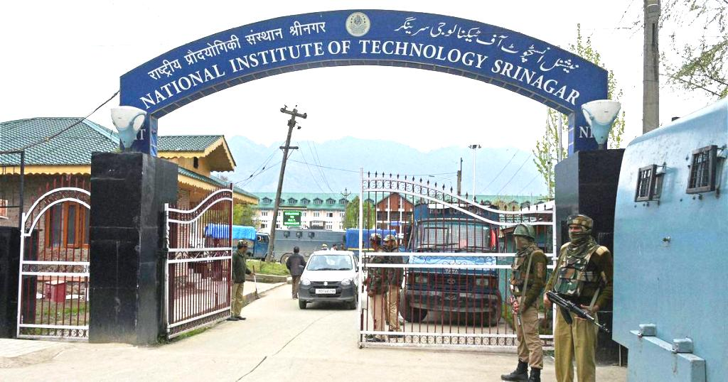 National Institute of Technology Srinagar