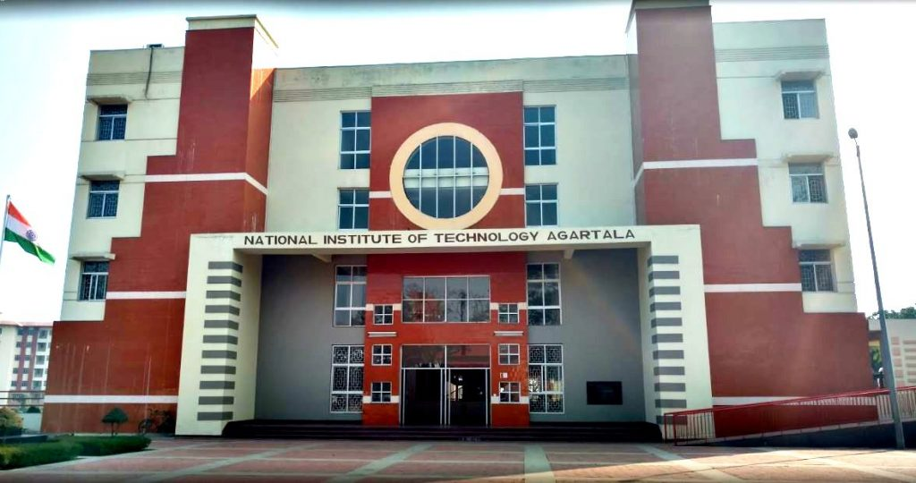 National Institute of Technology Agartala college review